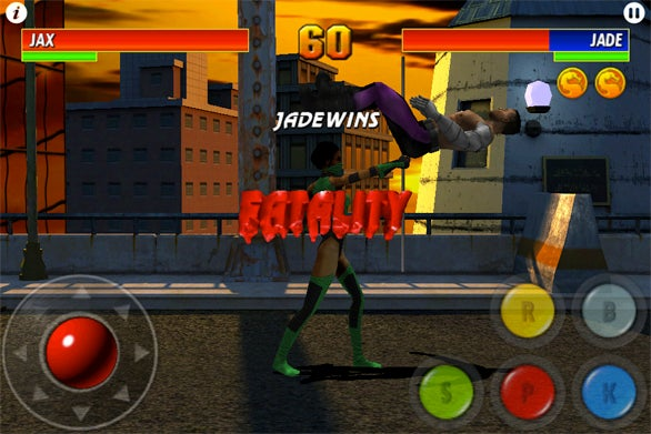 Ultimate Mortal Kombat 3 for iPhone | Macworld