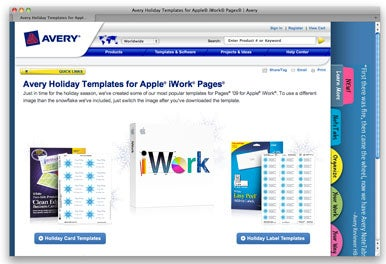 Avery Template 8371 For Microsoft Word from images.macworld.com