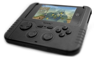 iphone game controller preorders begin for iphone ipod touch controller 11884