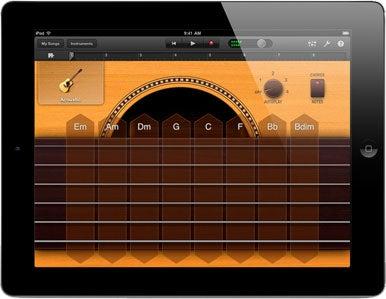 First look garageband for ipad macworld - Latest version of garage band ...