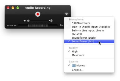 How to capture audio with Soundflower | Macworld