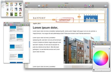 Mail Designer lets you get creative with stationery | Macworld