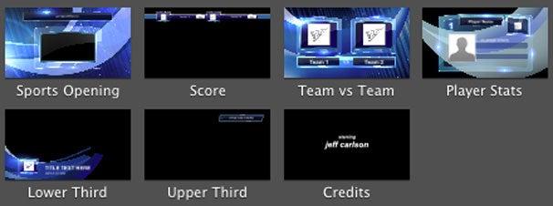 Create a sports highlight in iMovie '11 | Macworld