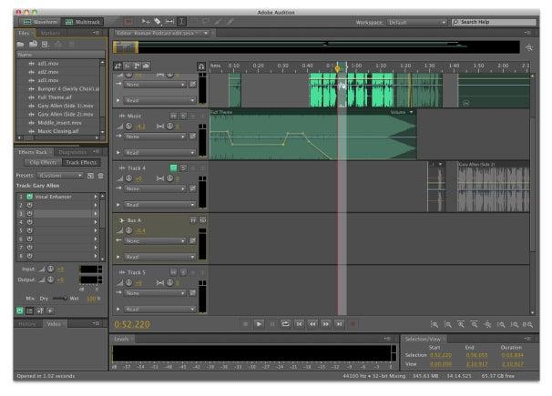 Adobe Audition Cs - фото 11