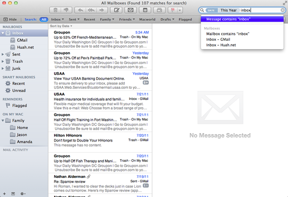 Use Mail on your Mac - Apple Support