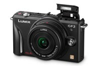 Review: Panasonic Lumix DMC-GF2 camera