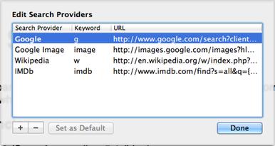 Safari Omnibar adds search to Safari's location bar | Macworld