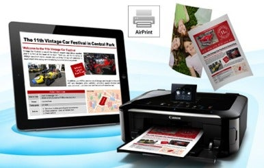 Canon adds AirPrint support for some Pixma printers | Macworld