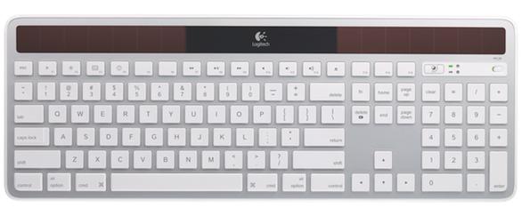 Logitech Wireless Solar Keyboard K750 For Mac Macworld