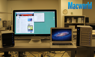 First Look: Apple Thunderbolt Display | Macworld