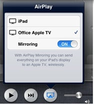 how to connect iphone 4s to apple tv airplay