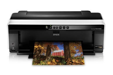 Epson Stylus Photo R2000 Wide Format Printer Delivers