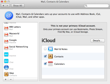 All about iCloud: Common signup scenarios