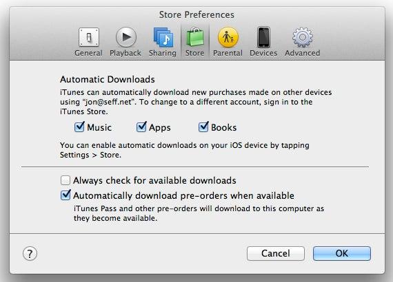 Itunes top downloads auto