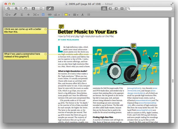 PDF notes