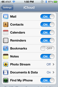 iCloud vs  Wi-Fi Sync: Which does what? | Macworld
