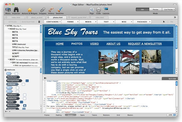 Life After Iweb The State Of Web Design On The Mac Macworld