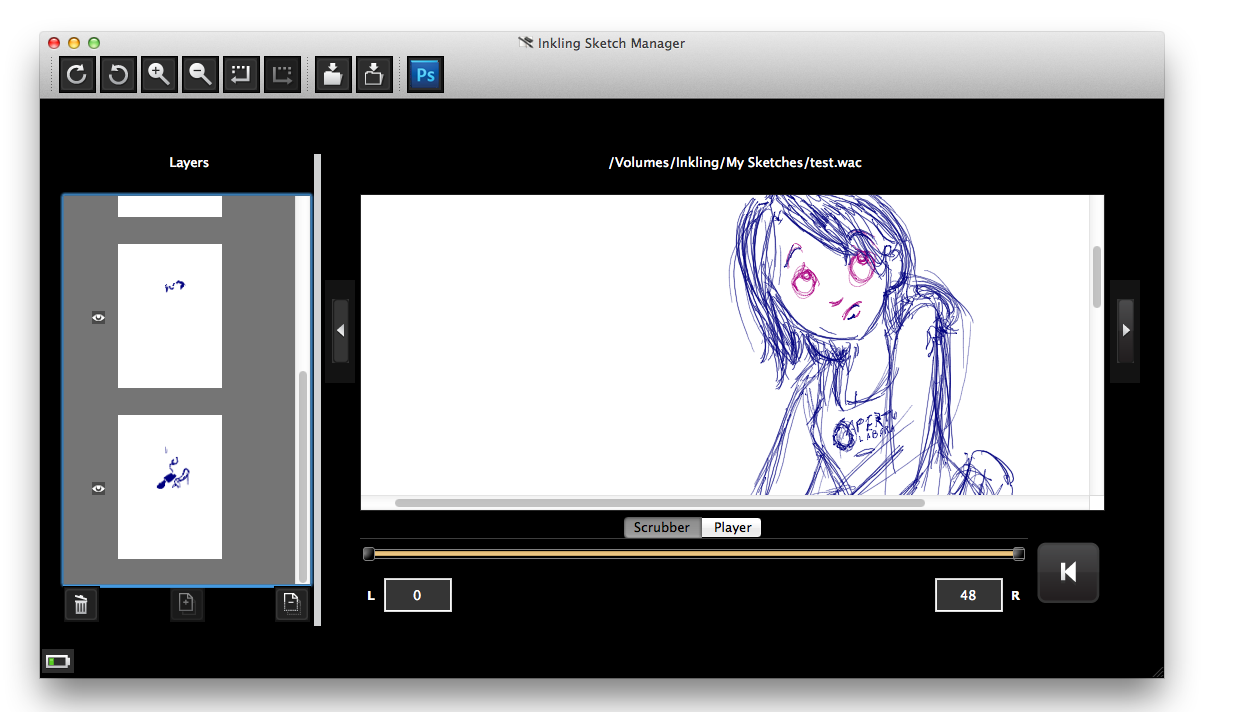 Wacom Inkling Makes Pretty Pictures But Software Is Sluggish Macworld