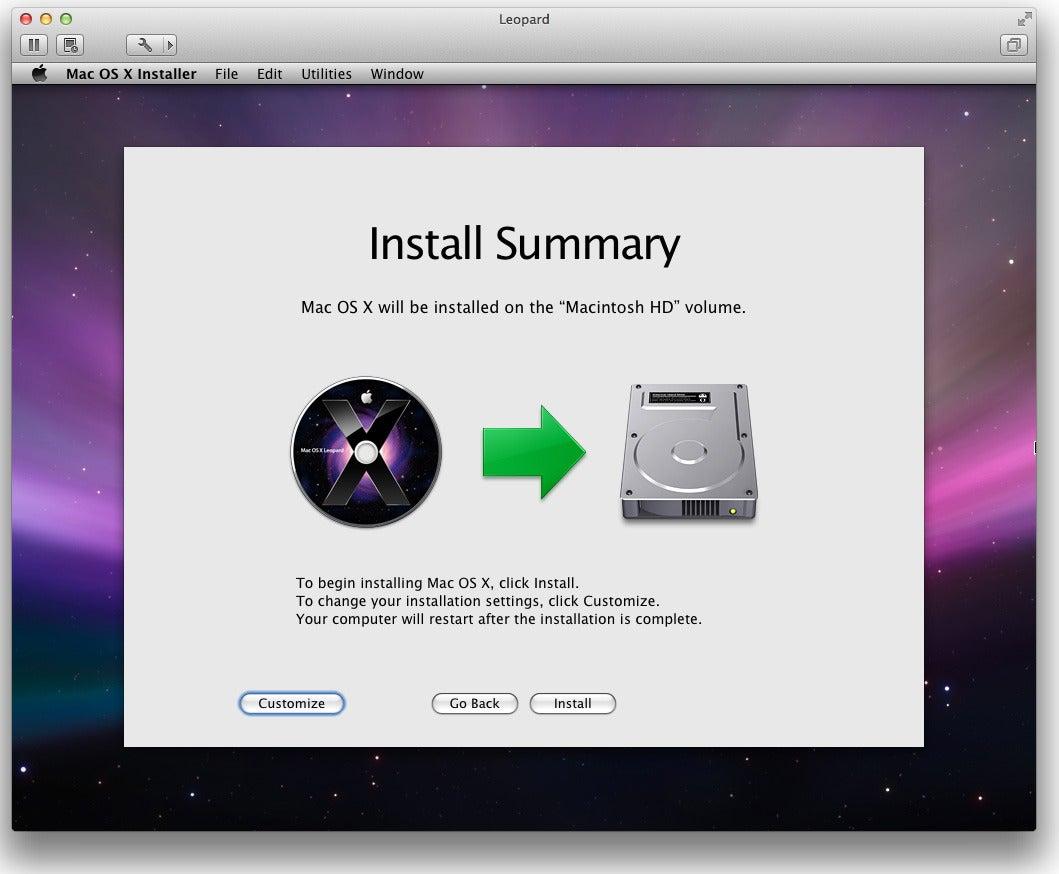 Mac osx leopard 1053 desktop by ewanpayne on deviantart