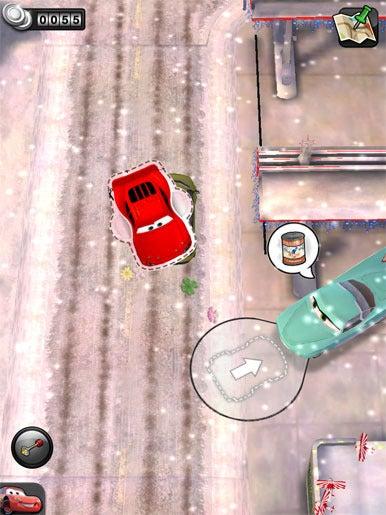 Cars 2 AppMates for iPad | PCWorld