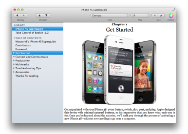 Bookle brings ePub reading to the Mac | Macworld
