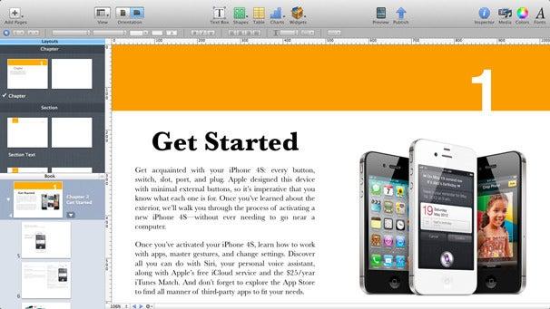 iBooks Author fashions multimedia books for the iPad | Macworld