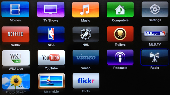 Hands On with Apple TV Software Update 5 0 | Macworld
