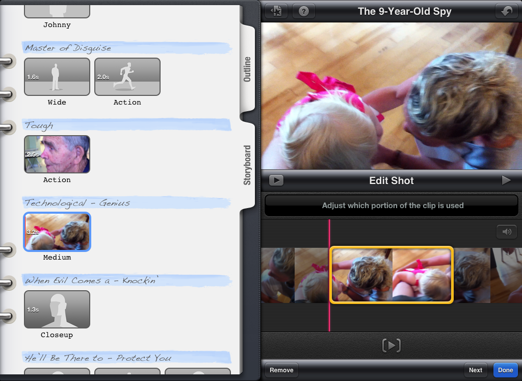 Behind the scenes with iMovie trailers | Macworld