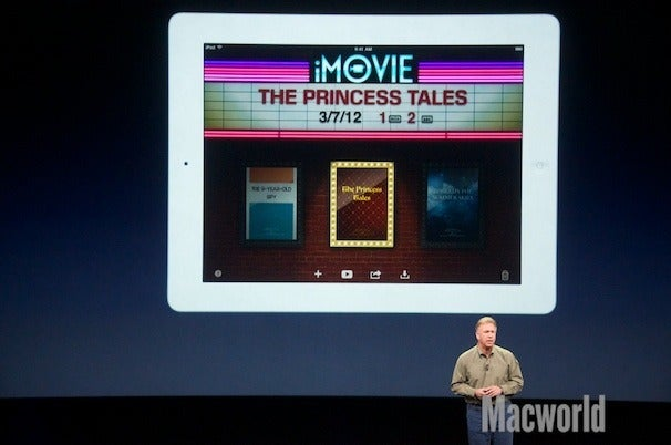 Iphoto comes to ios imovie and garageband get major for Imovie intros templates