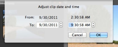 How to time-stamp your video in iMovie | Macworld