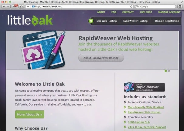How to transition your website away from MobileMe and iWeb | Macworld