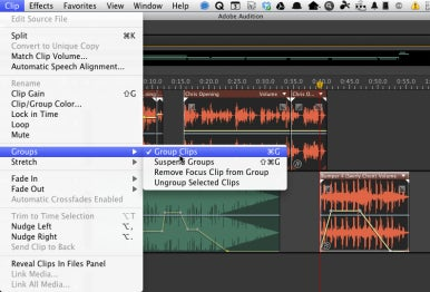 how to change language on adobe audition