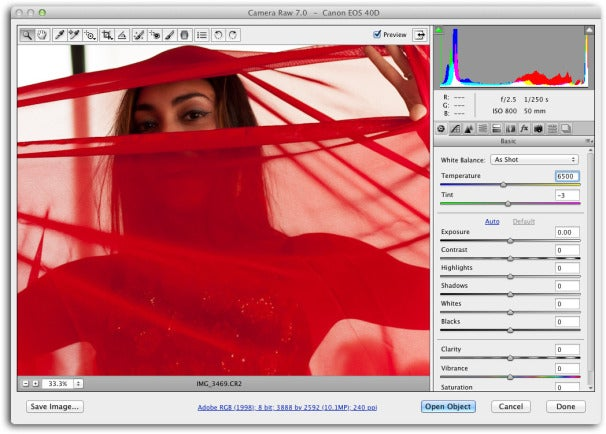 Photoshop CS6 vastly improved interface and features   IT