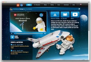 Legospace.com