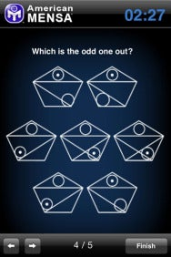 Mensa Brain Test