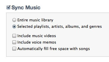 how to get itunes to ask for library