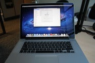 Hands on with the Retina MacBook Pro