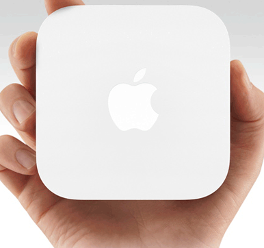 apple airport express slow download speed