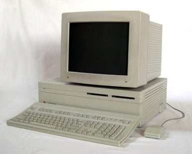 Behold: The Macintosh II