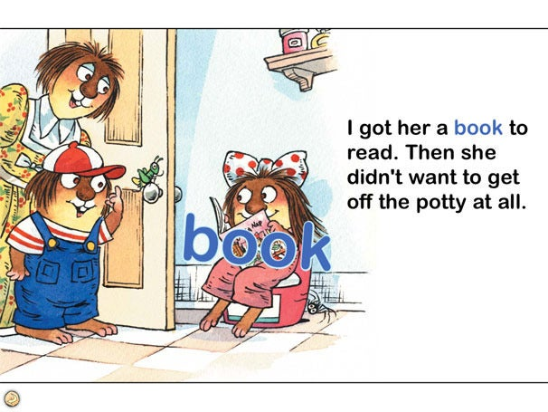 Potty training and new sibling tantrums
