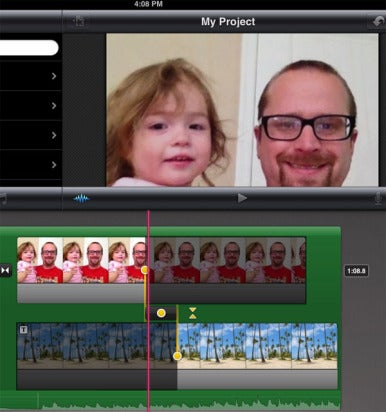 Edit your vacation videos the easy way with iMovie on your