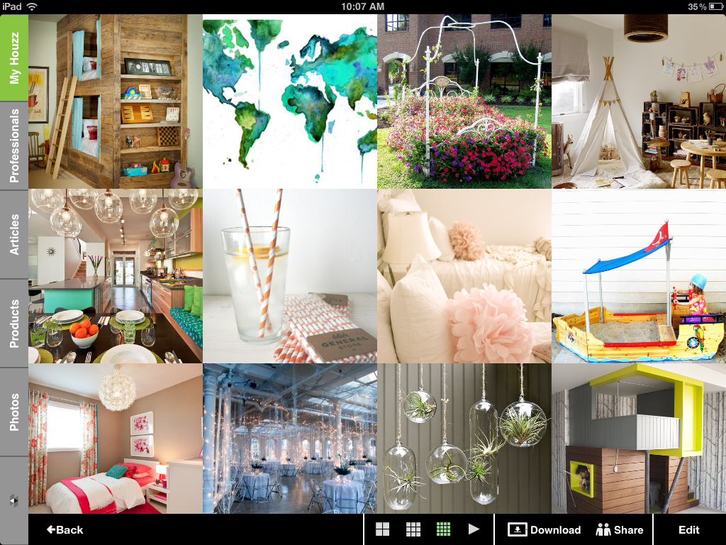 since houzz depends on user submitted content the number of products identified in each photograph varies as does the quality of the photographs - Houzz Interior Design Ideas
