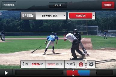 SloPro edit screenshot