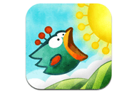 iOS Game Review: Tiny Wings soars with update, iPad version