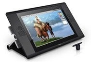 Wacom releases Cintiq 24HD touch with multi-touch
