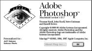 Mac classics: Twenty years later, still using Photoshop