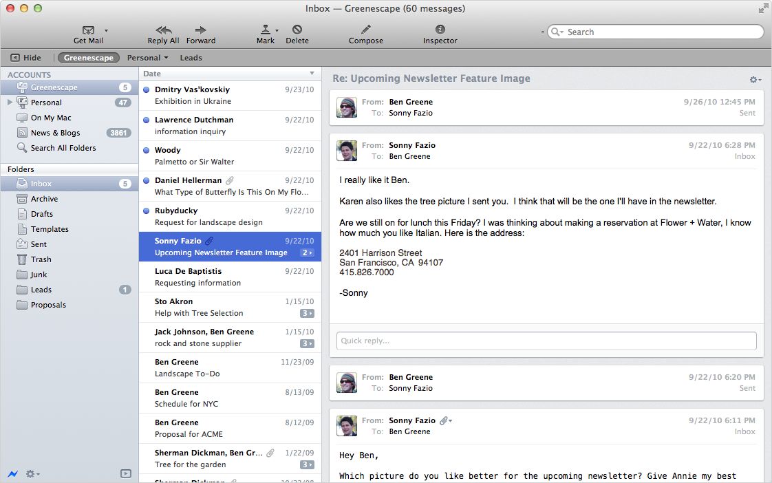 Mac Notes App To Gmail