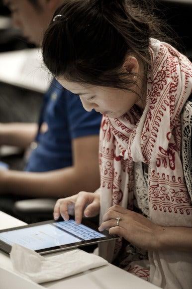 Wharton iPads