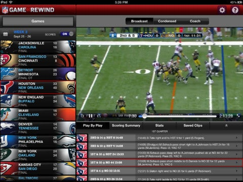 How many devices can use nfl game pass