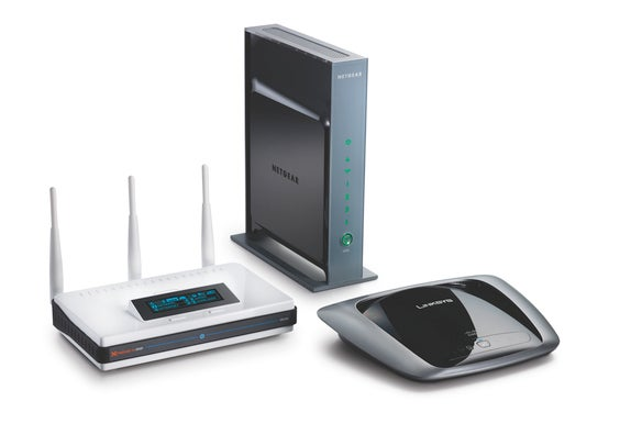 Third party WiFi routers